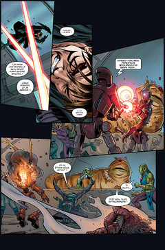 Blood of The Empire Page 24