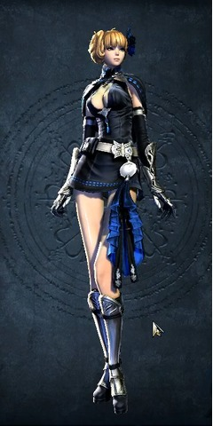 Bns costume concours NA yun
