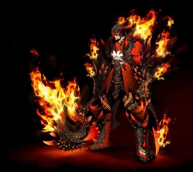 Gon - Flammes ardentes