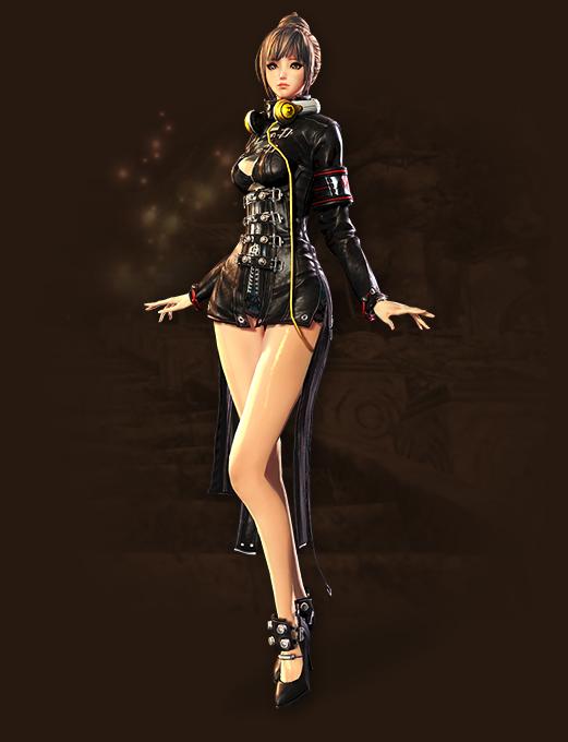 """Costume """"Tentation"""" pour Yun"""