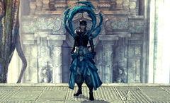 Costume de Raijin