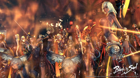 Blade and Soul - Suite à la Soul Party, Blade and Soul s'illustre