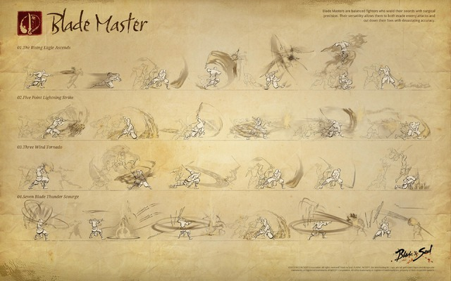 Fond d'écran du Maître du sabre