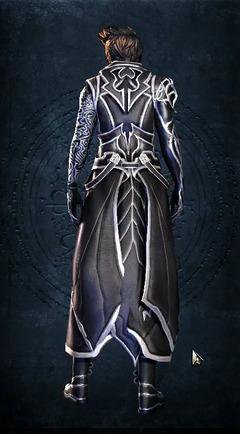 Bns costume concours EU jin masc dos