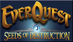 Logo d'EverQuest: Seeds of Destruction