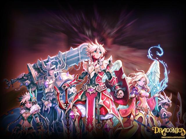 Images de DragonSaga