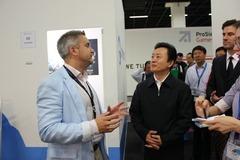 Sun Shou Shan à la gamescom 2012