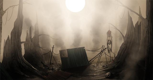 Premier artwork de la prochaine zone de jeu