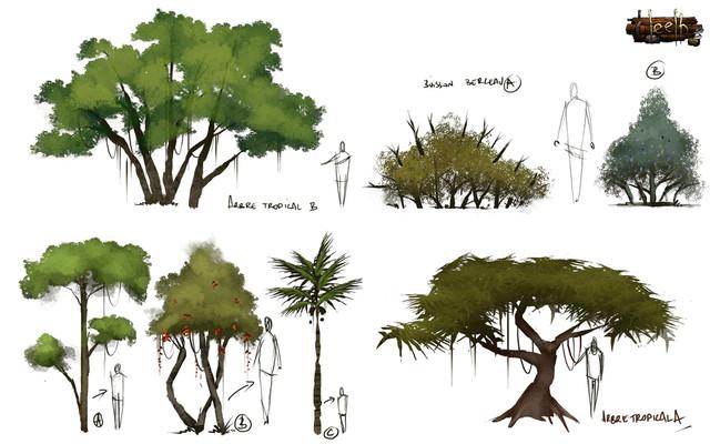 Artwork - Végétaux