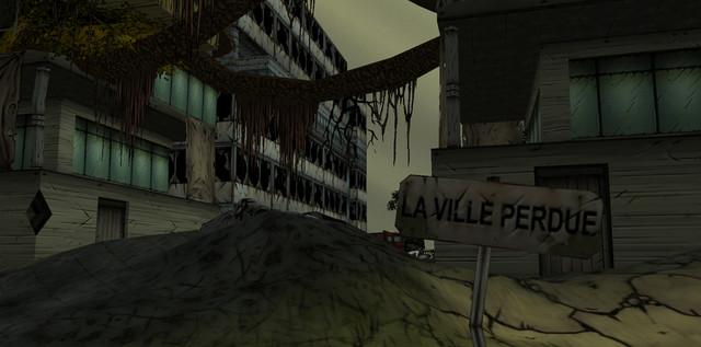 """""""La ville perdue"""""""