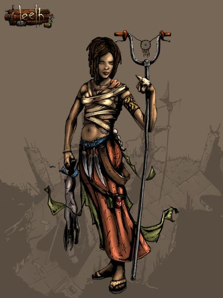 Femme Vaudou