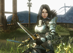 E3 2012 - La Witchblade s'annonce dans la version occidentale de C9