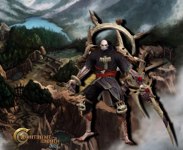 Ixion, gardien du 36e niveau