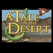 Logo de A Tale in the Desert