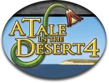 Logo du chapitre 4 d'A Tale in the Desert