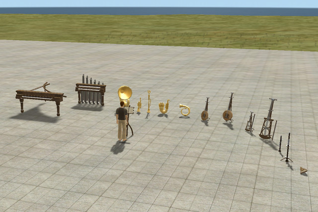 Test of the Orchestra