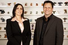 Stacey Sher et Nick van Dyk