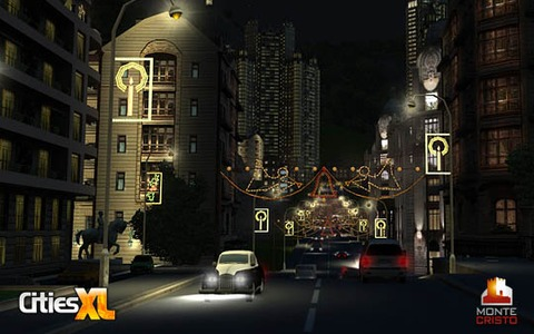 Cities XL - C'est Noël dans Cities XL