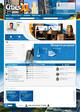L'Interface Web utilisable par tous les maires de Cities XL