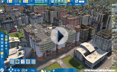 Cities XL - Le Gameplay en vidéo