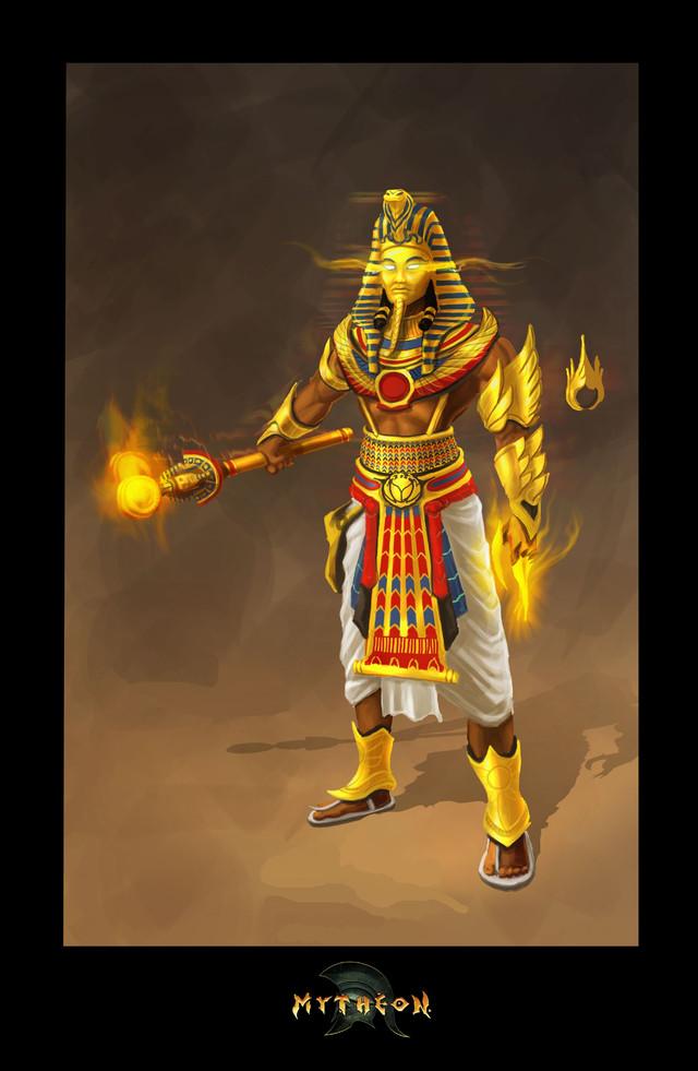 Combattant égyptien