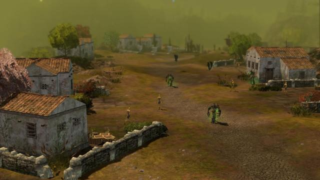 Villes de zombies