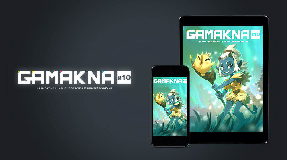Couverture Gamakna #10
