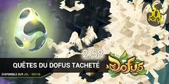 Les quêtes du Dofus Tacheté - Pandala III - DOFUS 2.58