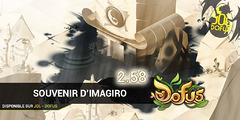 Le Souvenir d'Imagiro - Pandala III - DOFUS 2.58