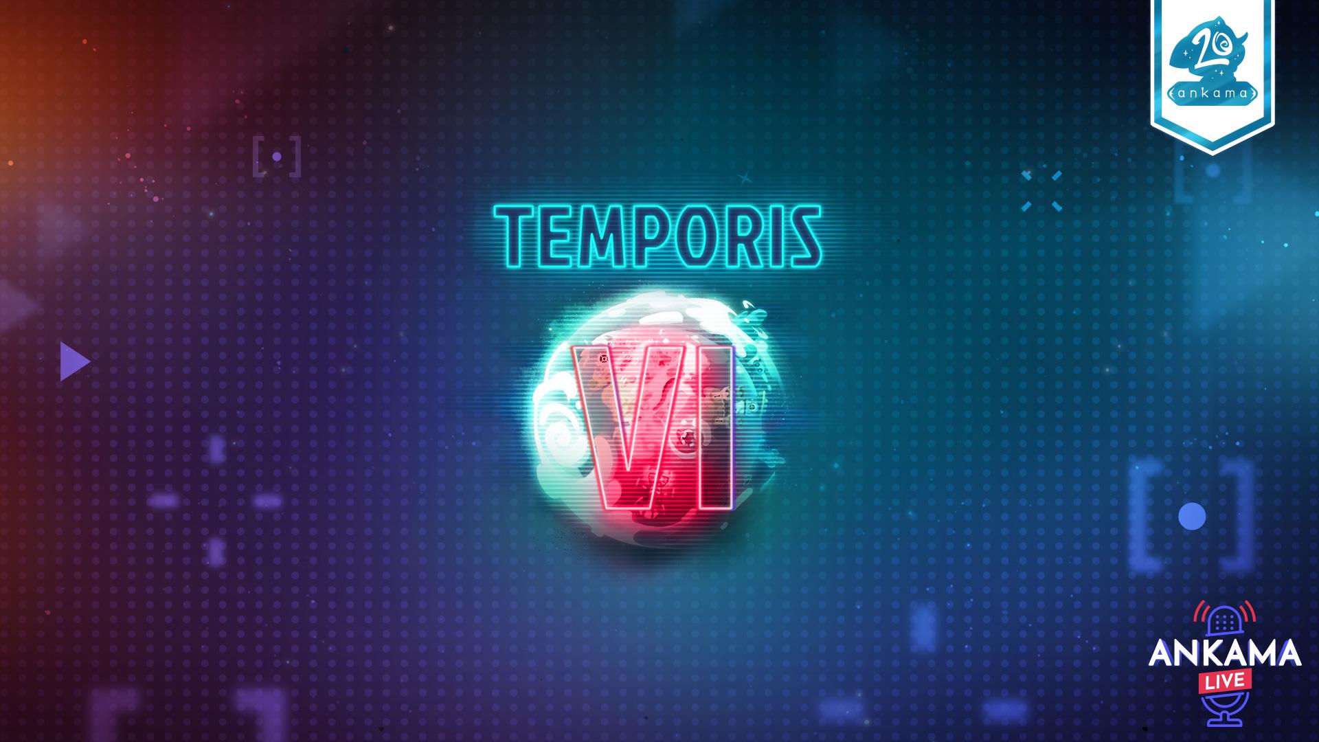 Temporis 6 - Revanche des Parchomanciens