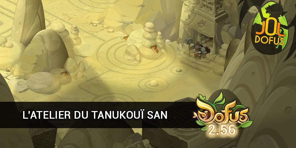 Atelier du Tanukouï San