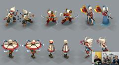 Monstres d'Aerdala