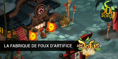Dofus - Fabrique de foux d'artifice