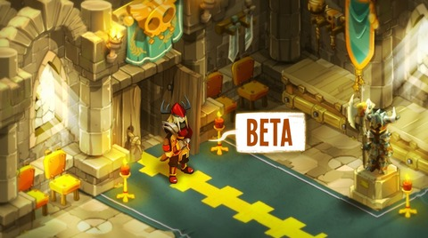 Dofus - BETA 2.48 | Que les tests commencent !