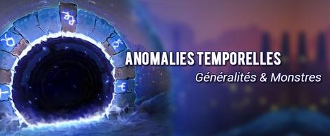 Les Anomalies Temporelles