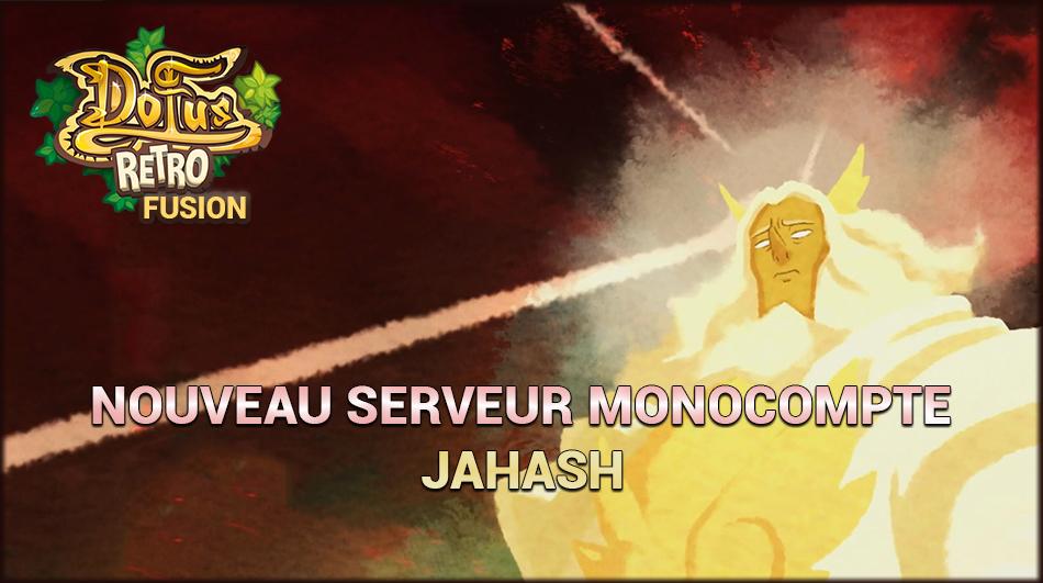 Jahash et fusion Retro