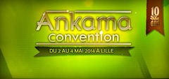 L'Ankama Convention revient !