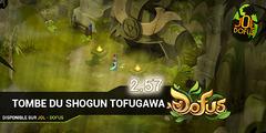 Tombe du Shogun Tofugawa - Île de Grobe - DOFUS 2.57