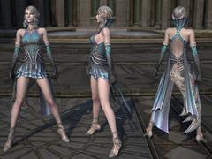Vêtements Haut-Elfe