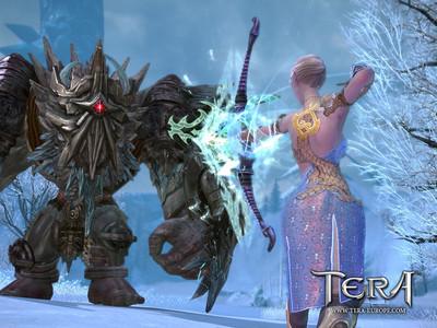 L'archer de Tera