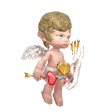 Valentine Day Cupid Aghation