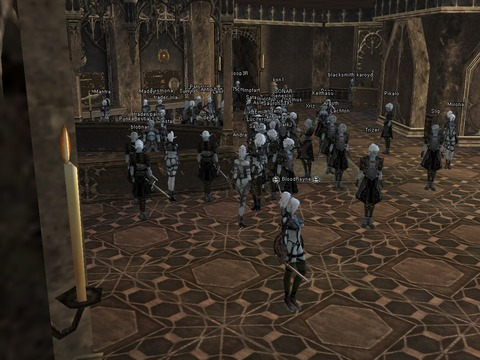 Lineage II - NC Soft supprime les vieux personnages Lineage II