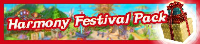 Harmony Festival Pack