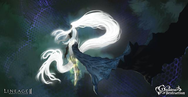 Goddess of Destruction - Shilen