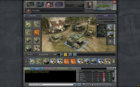 Company of Heroes Online - E3 2010 : Company of Heroes Online s'exhibe