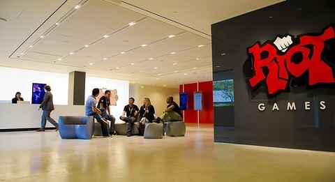 Riot Games Inc. - Riot Games recrute mais pas pour League of Legends