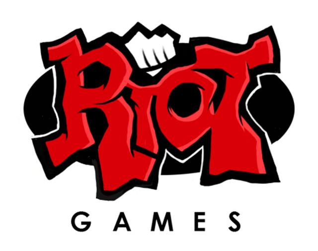 Logo du studio Riot Games