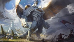 Mise à jour de Champion : Galio de League of Legends