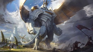 Galio, le veilleur lugubre de League Of Legends