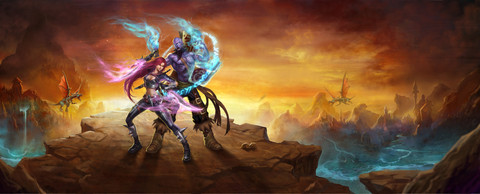 League of Legends - League of Legends: Saison 1, rendez-vous le 13 juillet